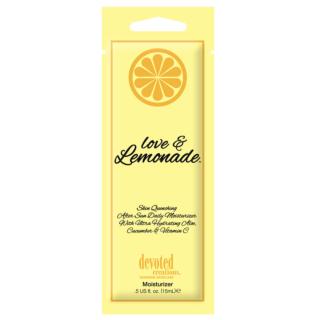 Peace Couture Love & Lemonade Sachet