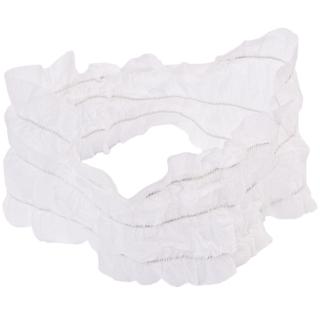White Disposable Headband