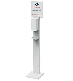 Contactless Floorstanding Hand Sanitiser Dispenser